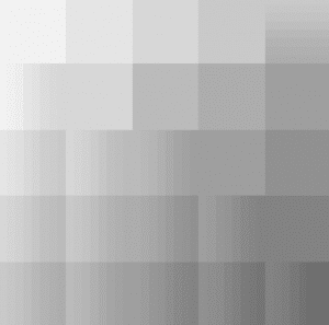 Blockiness in a JPEG Image