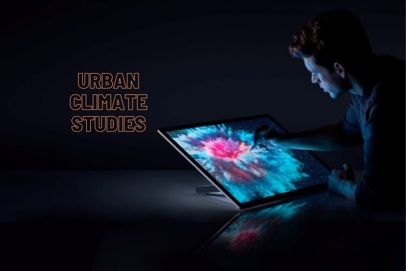 raster to vector data in urban climate studies